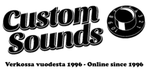 Custom Sounds logo