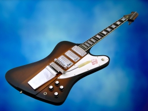 Gibson Firebird VII – beauty shot 1 – sky