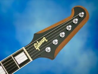 Gibson Firebird VII – headstock