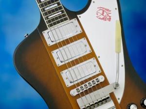 Gibson Firebird VII – pickups and Maestro