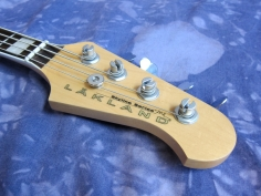 Lakland Skyline 44-60 J Custom headstock