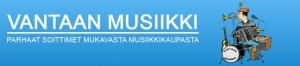 Vantaan Musiikki LOGO