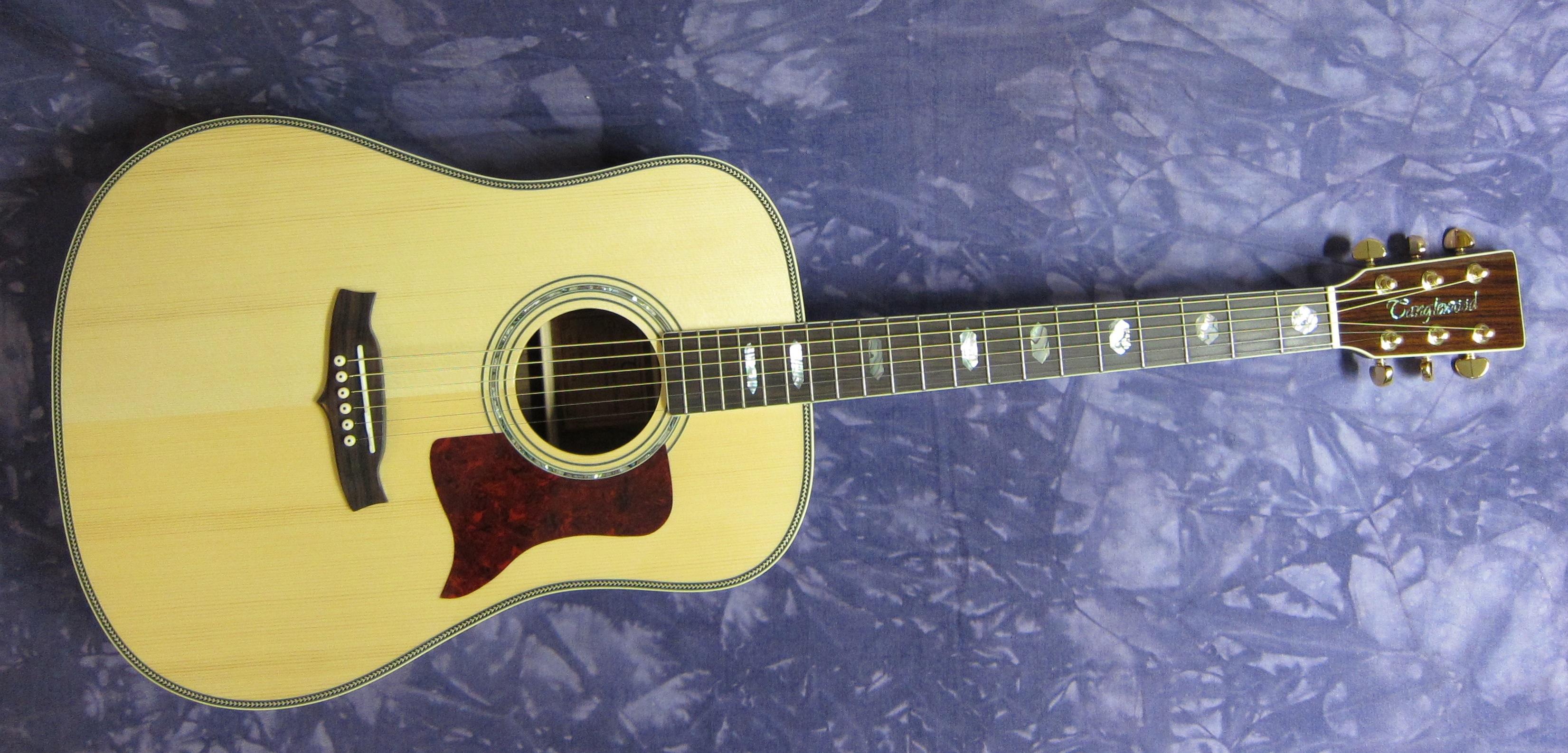 Review tanglewood tw1000n english summary kitarablogi for The tanglewood
