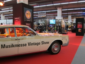 Musikmesse 2012 Vintage Show