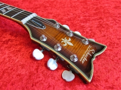 Solo-6 Custom – headstock