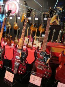 Vintage Gibsons
