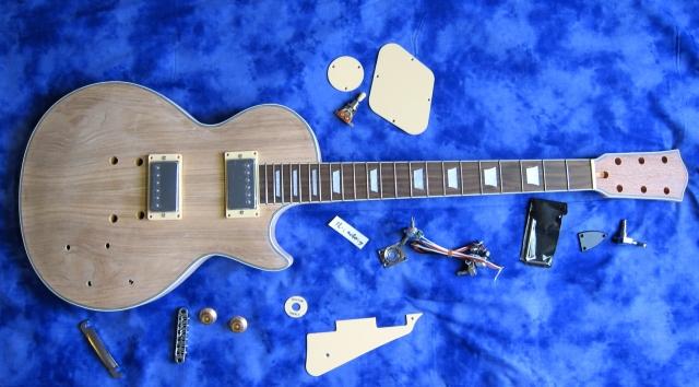 kit basso chitarra elettrica ML-Factory MM-Style