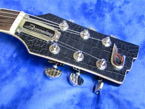 Starplayer TV Outlaw – headstock front