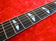 Yamaha APX1200 – fretboard