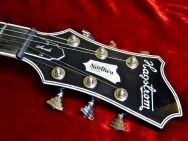 Hagström Northen Swede – headstock