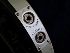 Rickenbacker 4003 – jack plate