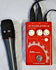 TC Helicon Mic Mechanic – in action 2