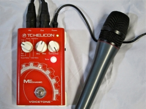 TC Helicon Mic Mechanic – in action