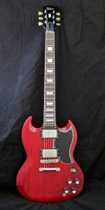 Tokai SG-75 – full vertical