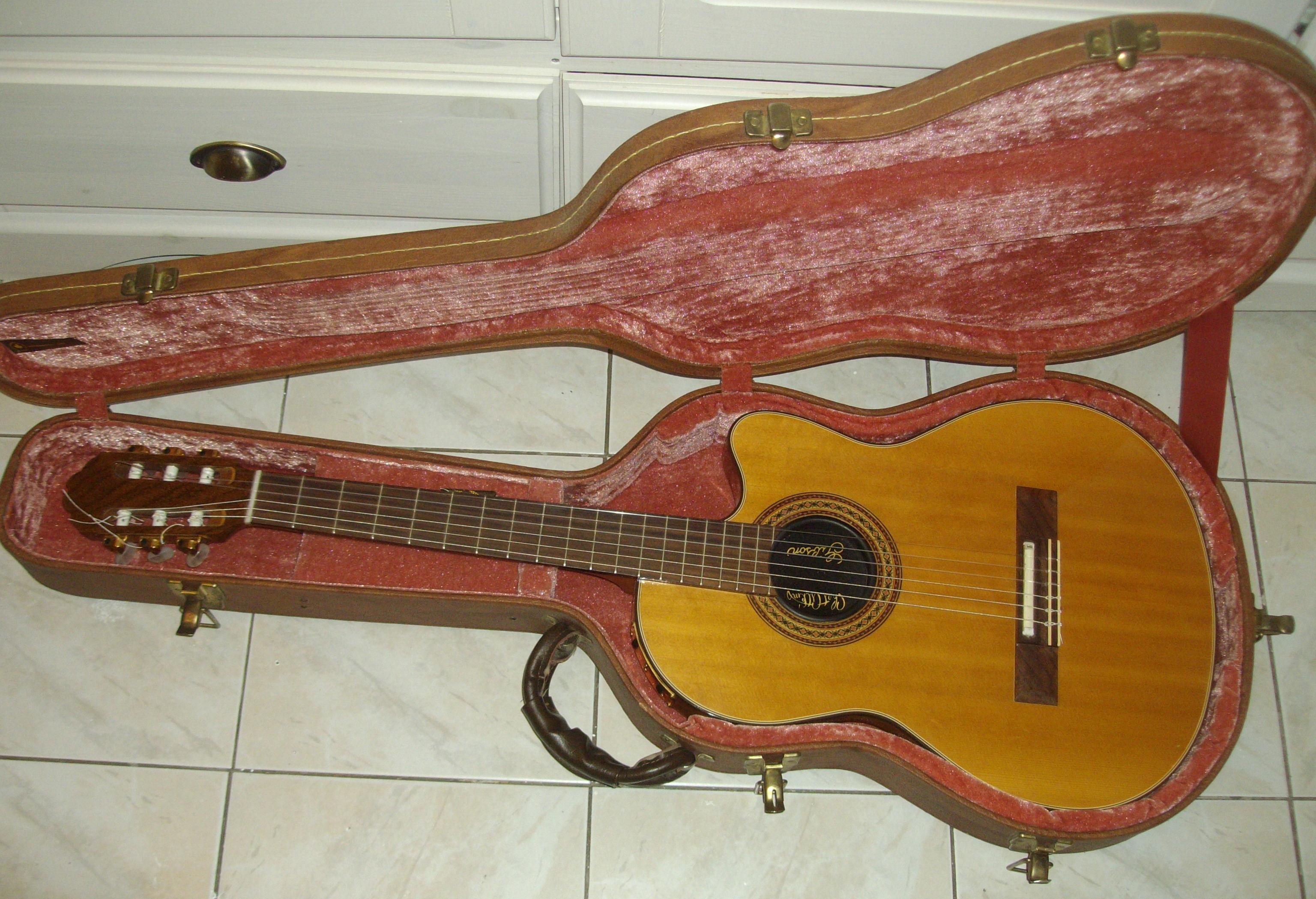 chet atkins finland 39 s premier guitar. Black Bedroom Furniture Sets. Home Design Ideas