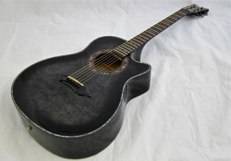 Schecter Hellraiser Studio Acoustic – beauty shot 2