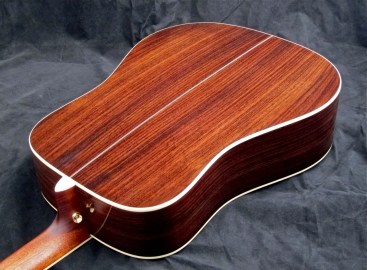 Tanglewood TW1000HSRE – body back angle