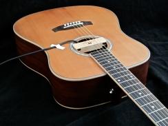Tanglewood TW28-CLN + Woody – body angle