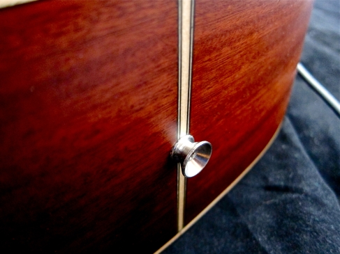 Tanglewood TW28-CLN + Woody – end pin