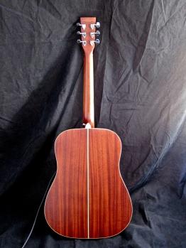 Tanglewood TW28-CLN + Woody – full back 2