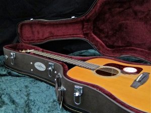 Walden CD4040-CERT – guitar + case