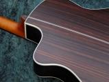Walden G630CE – close-up back