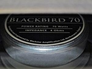 Blackstar ID60 TVP – Blackbird 70 speaker