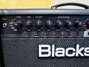 Blackstar ID60 TVP – preamp section