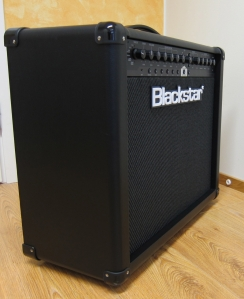 Blackstar ID60 TVP – side view