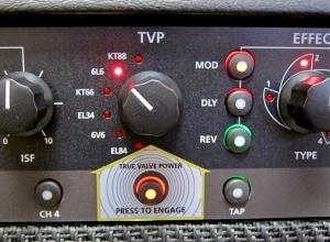 Blackstar ID60 TVP – TVP knob
