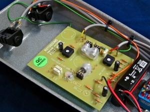 Rotosound Fuzz – circuit board
