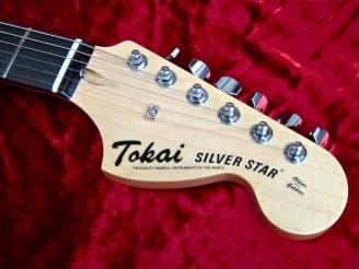 Tokai AJG-88 – headstock