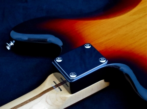 Tokai AJG-88 – neck joint