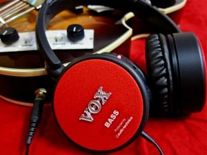 Vox Amphones – Bass