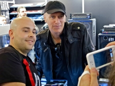 Billy Sheehan at EBS