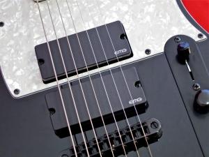 ESP LTD SCT-607B – EMG pickups