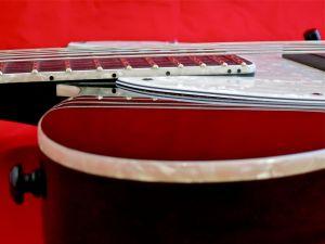 ESP LTD SCT-607B – neck angle