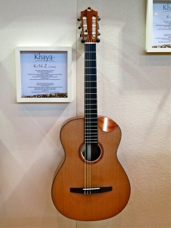 Khaya Guitars