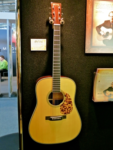 Martin D-28 Clarence White