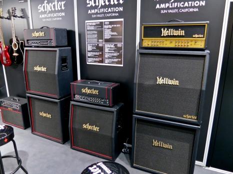 Schecter amps