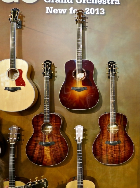 Taylor Grand Orchestra series