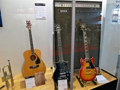 Yamaha 125th Anniversary – vintage guitars