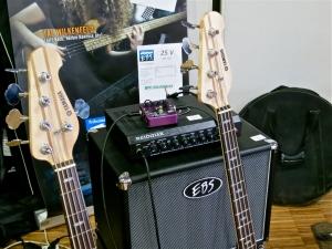 Bassopäivä 2013 – Yamaha & EBS