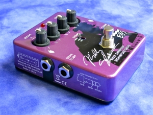 EBS Billy Sheehan Signature Drive – left side