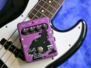 EBS Billy Sheehan Signature Drive – opener 2