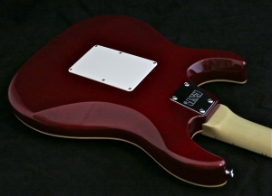LTD Elite ST-1 – body back angle