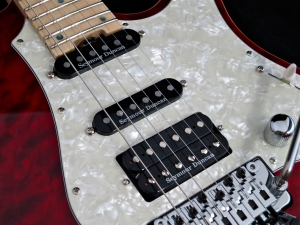 LTD Elite ST-1 – pickups