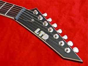 LTD SC-337 – headstock