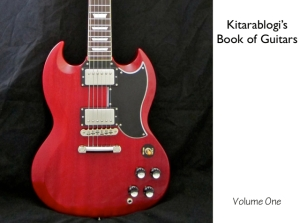 Book of Guitars – PDF cover
