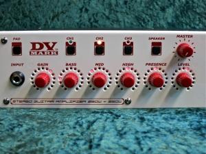 DV Mark Multiamp – amp section